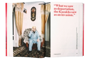 The Secret History of Khava Gaisanova and the North Caucasus (2013) pp. 92-93