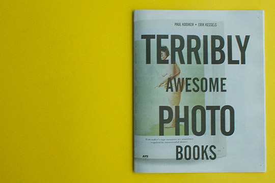 terribly awesome photobooks cover
