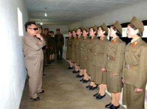 Kim Jong II foto