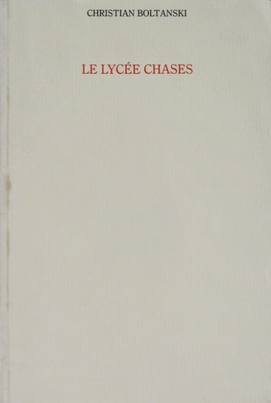 Le Lycee Chases cover