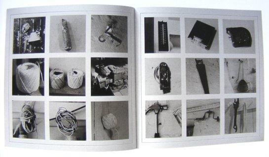 Sol Lewitt autobiography spread 2