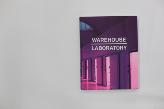 front cover WAREHOUSE