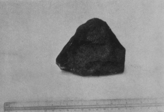 McKinney meteorite